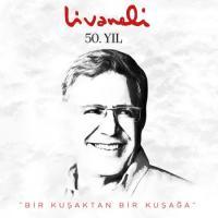 Livaneli 50. Yıl: Bir Kuşaktan Bir Kuşağa 3 CD (CD)