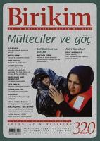 Birikim Aylık Sosyalist Kültür Dergisi Sayı: 320