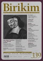 Birikim Aylık Sosyalist Kültür Dergisi Sayı: 339 Temmuz 2017