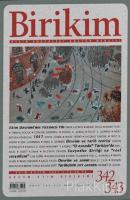 Birikim Aylık Sosyalist Kültür Dergisi Sayı: 342 - 343 Ekim - Kasım 2017