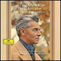 Brahms The Four Symphonies (4 Plak)