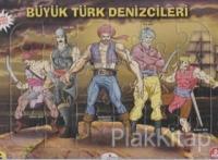 Büyük Türk Denizcileri 24 Parça Puzzle