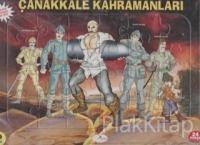 Çanakkale Kahramanları 24 Parça Puzzle