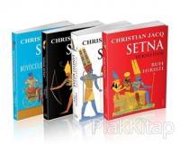 Christian Jacq Seti (4 Kitap Takım)