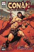 Conan The Barbarian - 1
