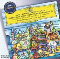 Ravel: Bolero, Debussy: La Mer (CD)