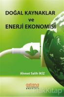 Doğal Kaynaklar ve Enerji Ekonomisi