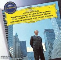 Dvorak: Symphonies Nos:8 & 9 (CD)