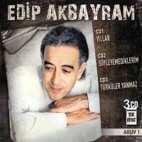 Edip Akbayram Arşiv 1 (3 CD)