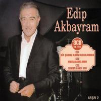 Edip Akbayram Arşiv 2 (3 CD)