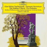 Eine Kleine Nachtmusik · Egmont-Ouverture · Die Moldau (Vltava) · Les Preludes(Plak)