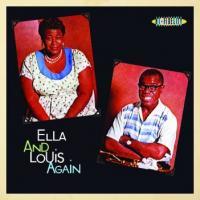 Ella And Louis Again (Plak)