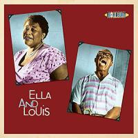 Ella And Louis (Plak)