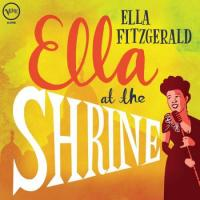 Ella At The Shrine (Plak)