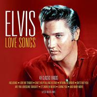 Elvis Love Songs (3 Plak)