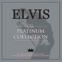 Elvis Presley The Platinum Collection (3 Plak)