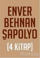 Enver Behnan Şapolyo Seti (4 Kitap Takım)