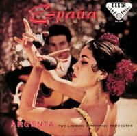 Espana (Capriccio Espagnol, Andaluza, Danza Espanola) (Plak)