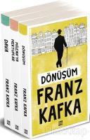 Franz Kafka 3'lü Set (3 Kitap Takım)
