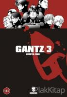 Gantz / Cilt 3