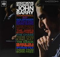 Great Movie Sounds Of John Barry (Plak)