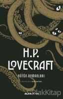 H.P. Lovecraft Bütün Romanları (Ciltli)