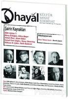 Hayal Kültür Sanat Edebiyat Dergisi Sayı: 72 Ocak-Şubat-Mart 2020
