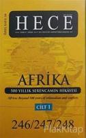 Hece Aylık Edebiyat Dergisi Afrika Özel Sayısı Cilt: 1 (246/247/248)