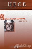 Hece Aylık Edebiyat Dergisi Ahmet Hamdi Tanpınar Özel Sayısı: 61 (Ciltli)