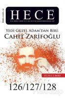 Hece Aylık Edebiyat Dergisi Cahit Zarifoğlu Özel Sayısı: 14 - 126/127/128 (Ciltli)