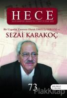 Hece Aylık Edebiyat Dergisi Diriliş Sezai Karakoç Özel Sayısı: 5 - 73 (Ciltli)