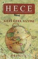 Hece Aylık Edebiyat Dergisi Gezi Özel Sayısı: 22 - 174/175/176 (Ciltli)