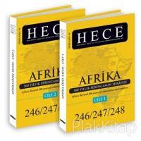Hece Aylık Edebiyat Dergisi Sayı: 34 - Afrika Özel Sayısı 246/247/248 (Ciltli)