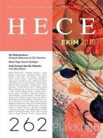 Hece Aylık Edebiyat Dergisi Yıl: 22 Sayı: 262 Ekim 2018