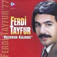 Huzurum Kalmadı (CD)