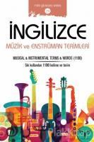 İngilizce Müzik ve Enstrüman Terimleri