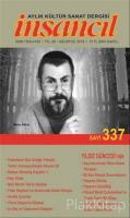 İnsancıl Aylık Kültür Sanat Dergisi Sayı: 337 Ağustos 2018
