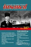 İnsancıl Dergisi Sayı: 347