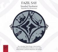 İstanbul Senfonisi - Hezarfen Ney Konçertosu (CD+DVD)