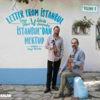 İstanbul'dan Mektup 2 / Letter From İstanbul 2 (CD)