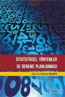 İstatistiksel Yöntemler ve Deneme Planlanması