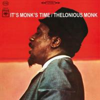 It's Monk's Time (Plak)