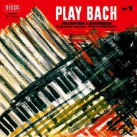 Jacques Loussier Play Bach (Plak)