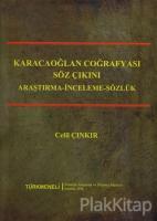 Karacaoğlan Coğrafyası Söz Çıkını (Ciltli)