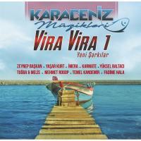 Karadeniz Müzikleri Vira Vira 1 (Plak)