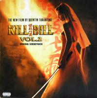 Kill Bill Vol. 2 (Plak)
