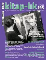 Kitap-lık Dergisi Sayı : 195 Ocak - Şubat 2018