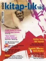 Kitap-lık Sayı: 180 Aylık Edebiyat Dergisi