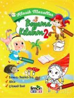 Klasik Masallar Boyama Kitabım 2