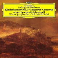 """Klavierkonzert No. 5 """"Emperor"""" Concerto (Plak)"""